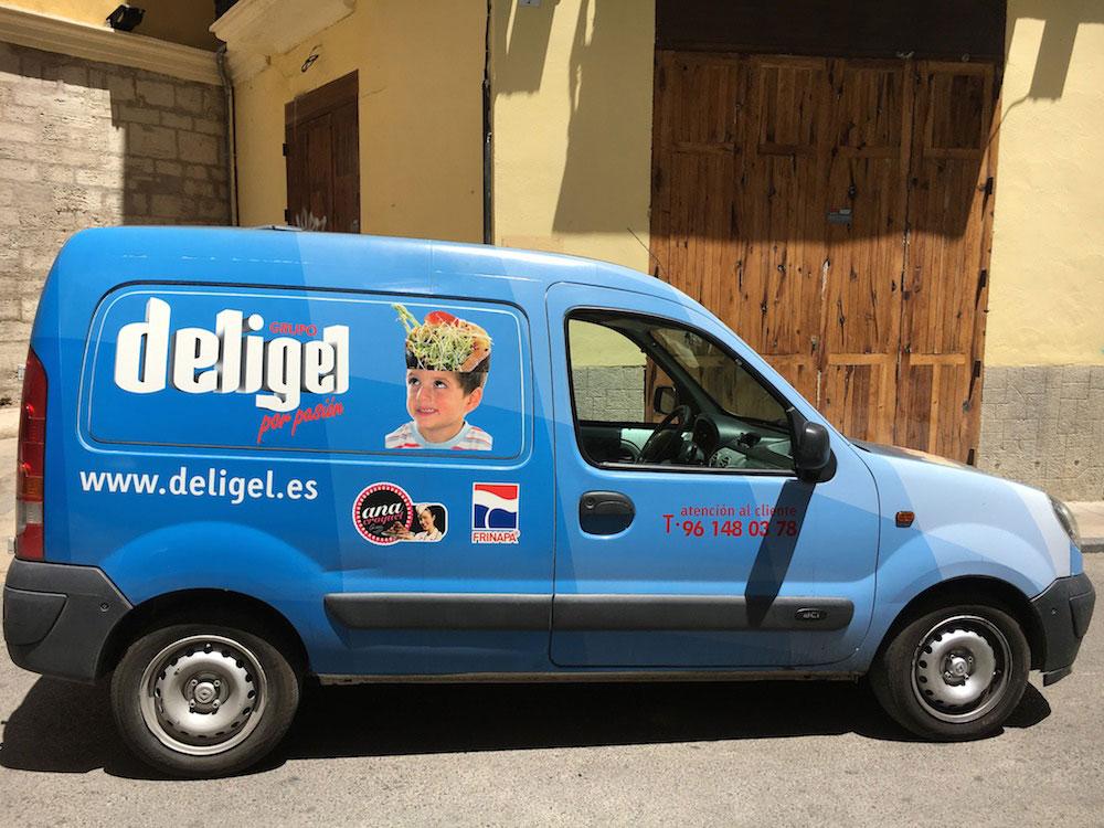 spanischer humor, charme des unperfekten, deligel, tiefkuehlprodukte, lebensmittel, valencia