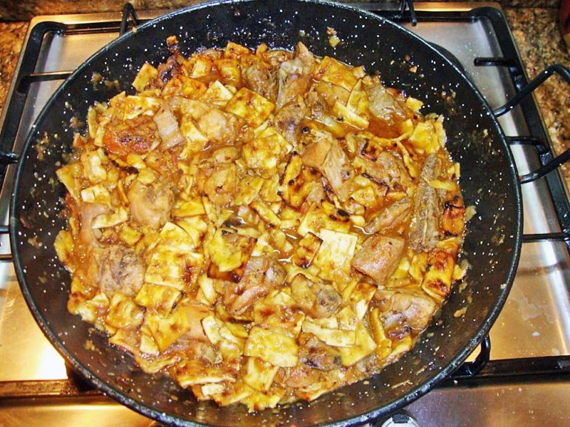 el pastor de la mancha, tortas cencenas, gazpacho manchego, zufaelle, irene jost
