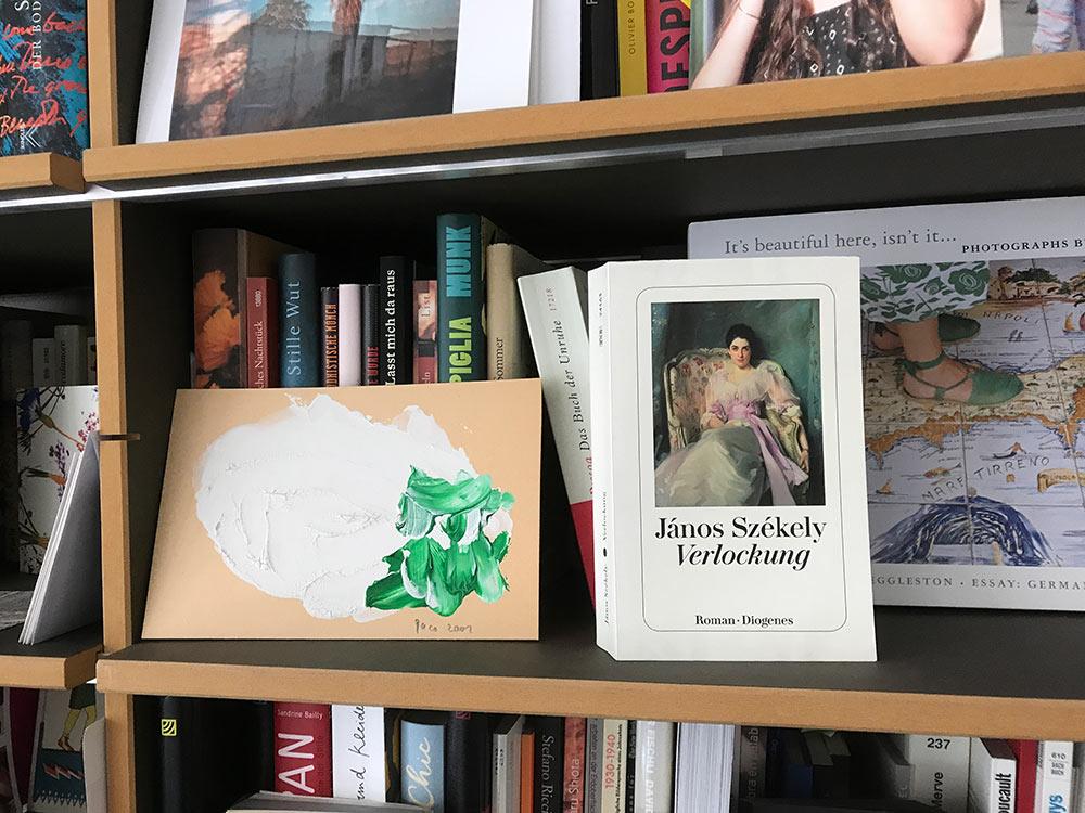 Meine Literaturempfehlungen 2019: Verlockung, János Székely